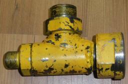 Клапан аварийный КС-3577.84.400