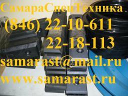 Комплект плит скольжения МКТ-25 (полиамид)