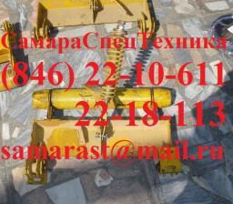 Установка прижимной ролик КС-35714.56.000 (в сборе)