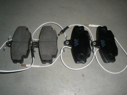 Колодка тормозная передняя BREEZ (комплект) (L3501102)