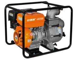 Насос мотопомпа skat мпб-2000 бензин для сильнозагрязненной воды