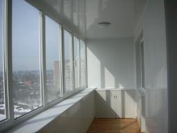 Комплексная отделка лоджий и балконов по ценам от производителей в Санкт-Петебурге
