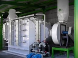 Вентиляционные системы промышленного назначения