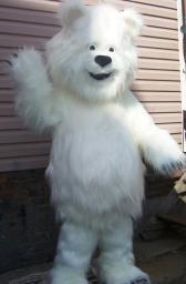 Ростовая кукла Белый Медведь