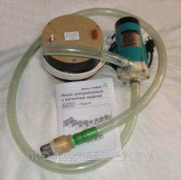 Помпа Iwaki с магнитной муфтой MD-30RZ для химически активных жидкостей