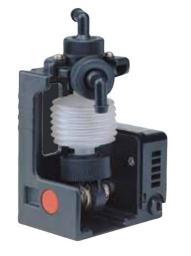 Химостойкий сильфон-дозатор Iwaki, KBN-3ZAU2, 119 мл/мин