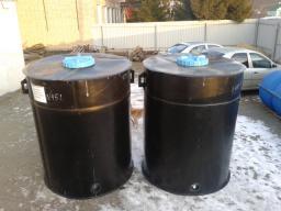 Теплоизоляция пластиковых емкостей