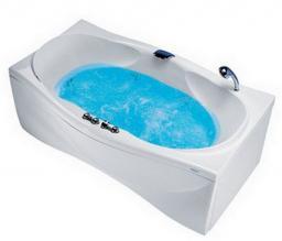 Установка ванны (чугун, акрил)
