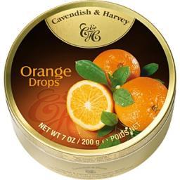 Леденцы Апельсин