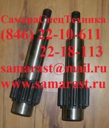 Вал-шестерня КО-829А 4201103