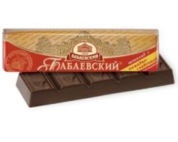 Шоколад с помадно-сливочной начинкой Бабаевский 50 г.