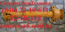 Карданный вал с опорой ТО-28А.04.00.100