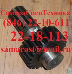 Вал-шестерня (РОМ) ТО-28.02.05.003