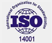 Сертификат ISO 14001:2007 система экологического менеджмента