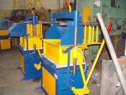Вибропресс для производства ВП-600А