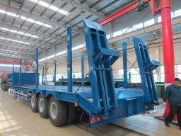 Трал CIMC 60 тонн