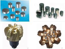 PDC (Polycrystalline Diamond) для долота и бурения