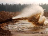 Песок мытый домодедово