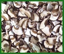 Белый гриб сухой