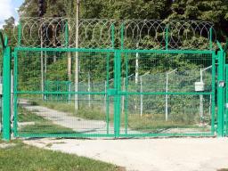 Ворота распашные «МАХАОН-стандарт»