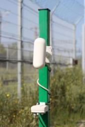 Охранный линейный радиоволновой извещатель «PREPONA-D»