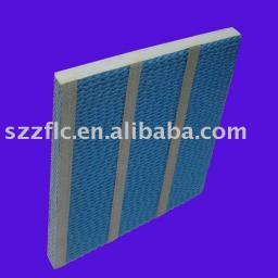 Фильтр для вентилятора,охлаждённый материал для увлажнителя воздуха,круг,квадрат и прямоугольник т.д.