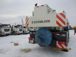 Автокран Zoomlion qy55v532