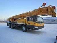 Автокран XCMG 25 тн.