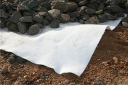 Геотекстильное полотно термоскрепленное (ТС)