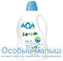 Ополаскиватель AQA baby для детского белья, 1 л