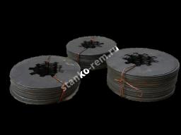 Диски фрикционные 2М55, 2М57, 2А55