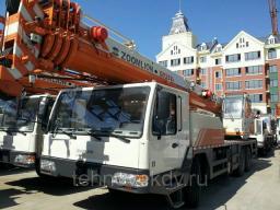 Автокран Zoomlion QY25V542.1 в Москве!