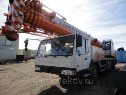 Автокран Zoomlion QY30V542.1