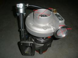 Турбокомпрессор HOLSET HX30W