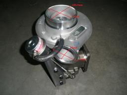 Турбокомпрессор HOLSET HX35W E-2