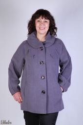 Пальто женское кроя трапеция