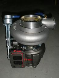 Турбокомпрессор HX40W E-3 (4051013)