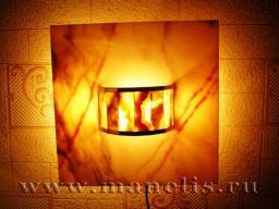 Витражные светильники, изготовление витражных светильников на заказ