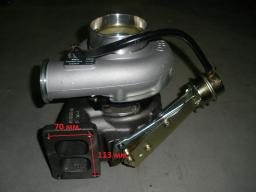 Турбокомпрессор HX50W