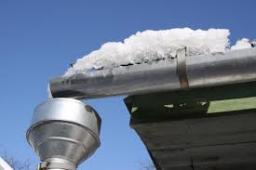 Водосточная система оцинкованная и с покрытием собственного производства в Хабаровске