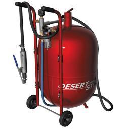 Пескоструйный аппарат 34 лит