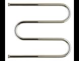 Полотенцесушитель водяной Стилье М-образный 600х600 резьба-сгон 1