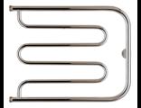 Полотенцесушитель водяной Стилье Тандем 500х500 резьба-сгон 1