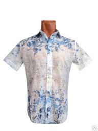 Рубашки приталенные, молодежные