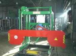 Запасные части для ленточной пилорамы ПТ-03У (Крона)
