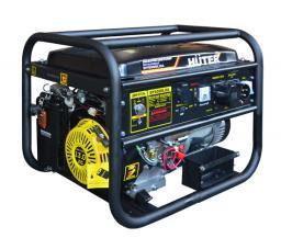 Бензогенератор Huter DY6500LX 5 кВт