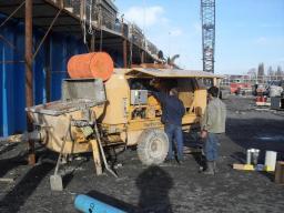Аренда бетононасоса стационарного
