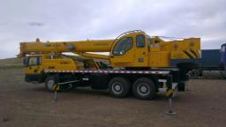 Аренда автокрана 30 тонн стрела 50 метров