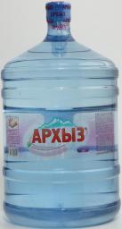 Минеральная питьевая столовая вода АРХЫЗ