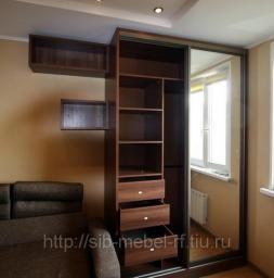 Шкаф-купе для спальни №38